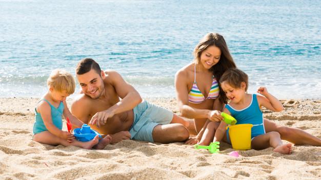 Cinco cuidados que você deve ter com seus filhos nessas férias